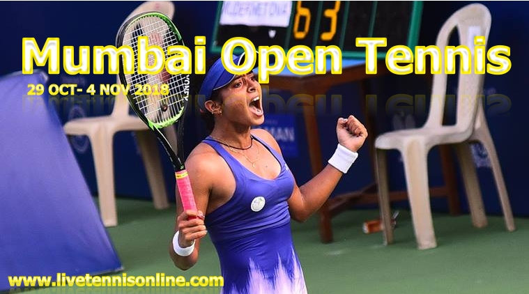 Mumbai Open Tennis 2018 Live