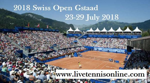 2018 Swiss Open Gstaad Live Stream