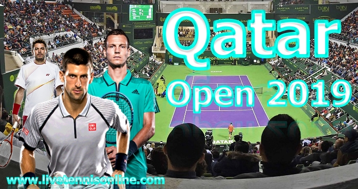Qatar Open 2019 Tennis Tournament
