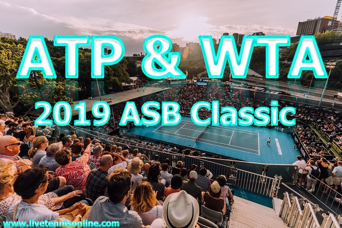 2019 ASB Classic In Auckland