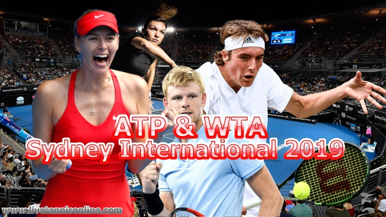 Sydney International 2019 Tennis Tournament
