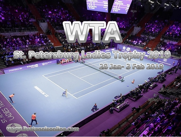 WTA St. Petersburg Ladies Trophy 2019