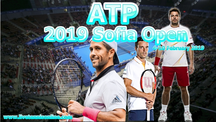 2019 Sofia Open Tennis Stream