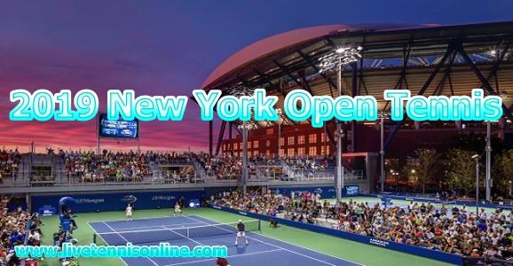 New York Open Tennis 2019 Live Online