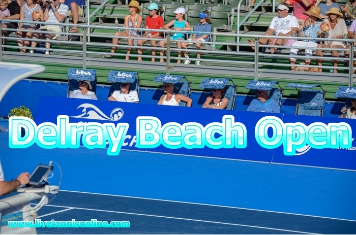 Delray Beach Open Tennis 2019 Live
