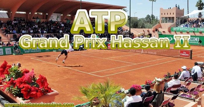 Grand Prix Hassan II Tennis Live 2019