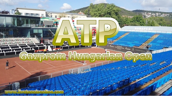 Hungarian Open Tennis Live Stream