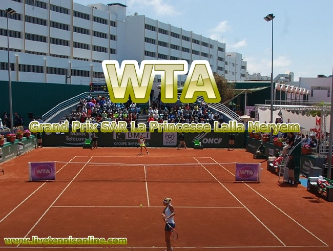 WTA Rabat Live Stream