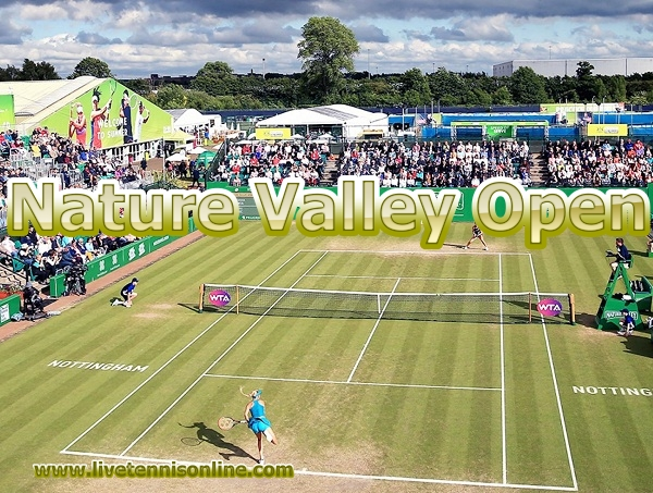 Nature Valley Open Live Stream