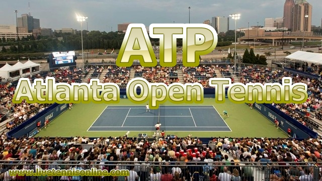 Atlanta Open Tennis Live Stream