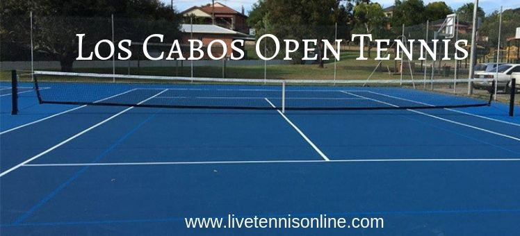 Los Cabos Open Tennis Live Stream