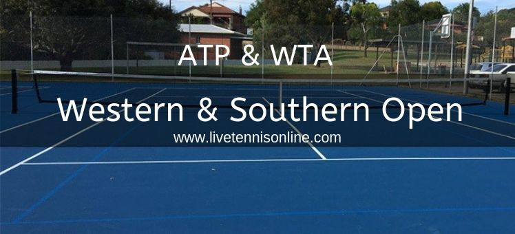 western-&-southern-open-live-stream