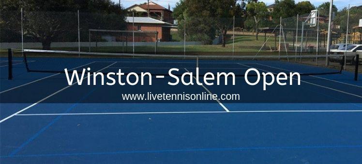 Winston Salem Open Tennis Live Stream
