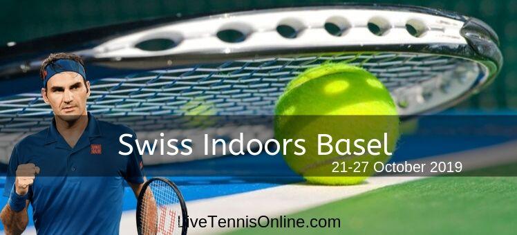 Live Swiss Indoors Basel 2018 Online