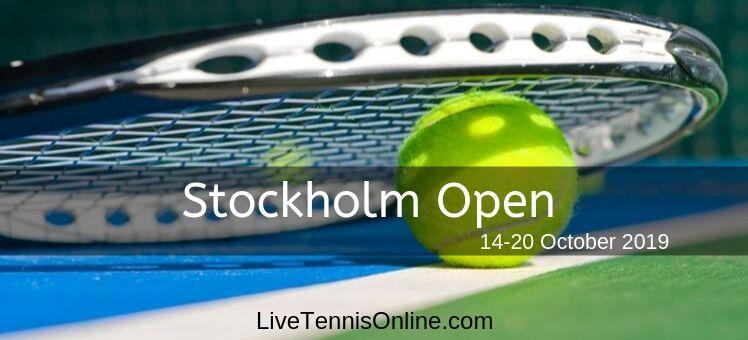 Watch Intrum Stockholm Open 2018 Live
