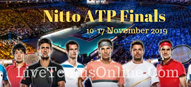 ATP World Tour Finals 2018 Live Stream