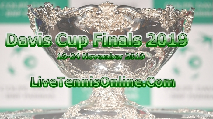 Tennis Davis Cup Finals Live Stream