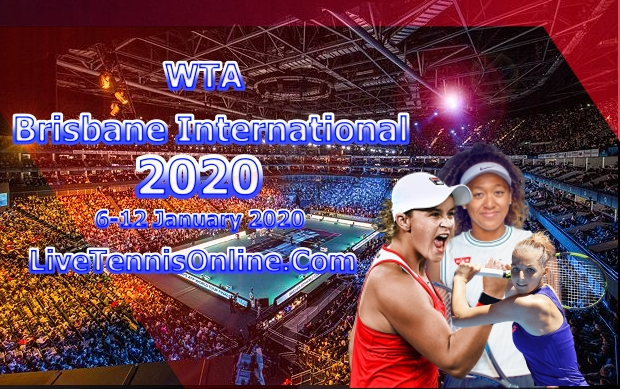 Live 2017 Brisbane International Online
