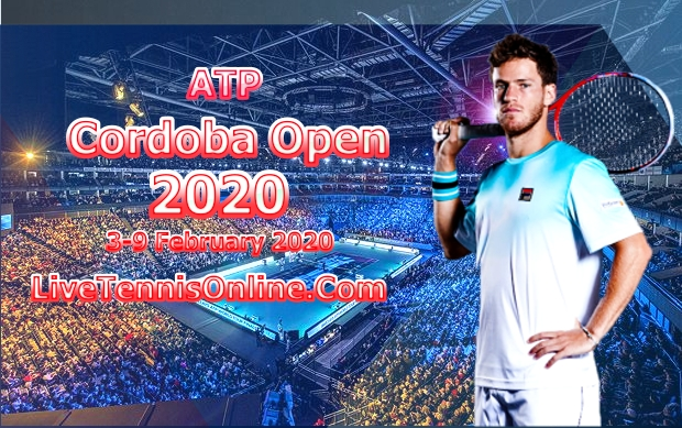 Cordoba Open 2019 Tennis Live Stream