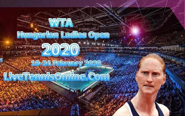 WTA Hungarian Grand Prix 2018 Live