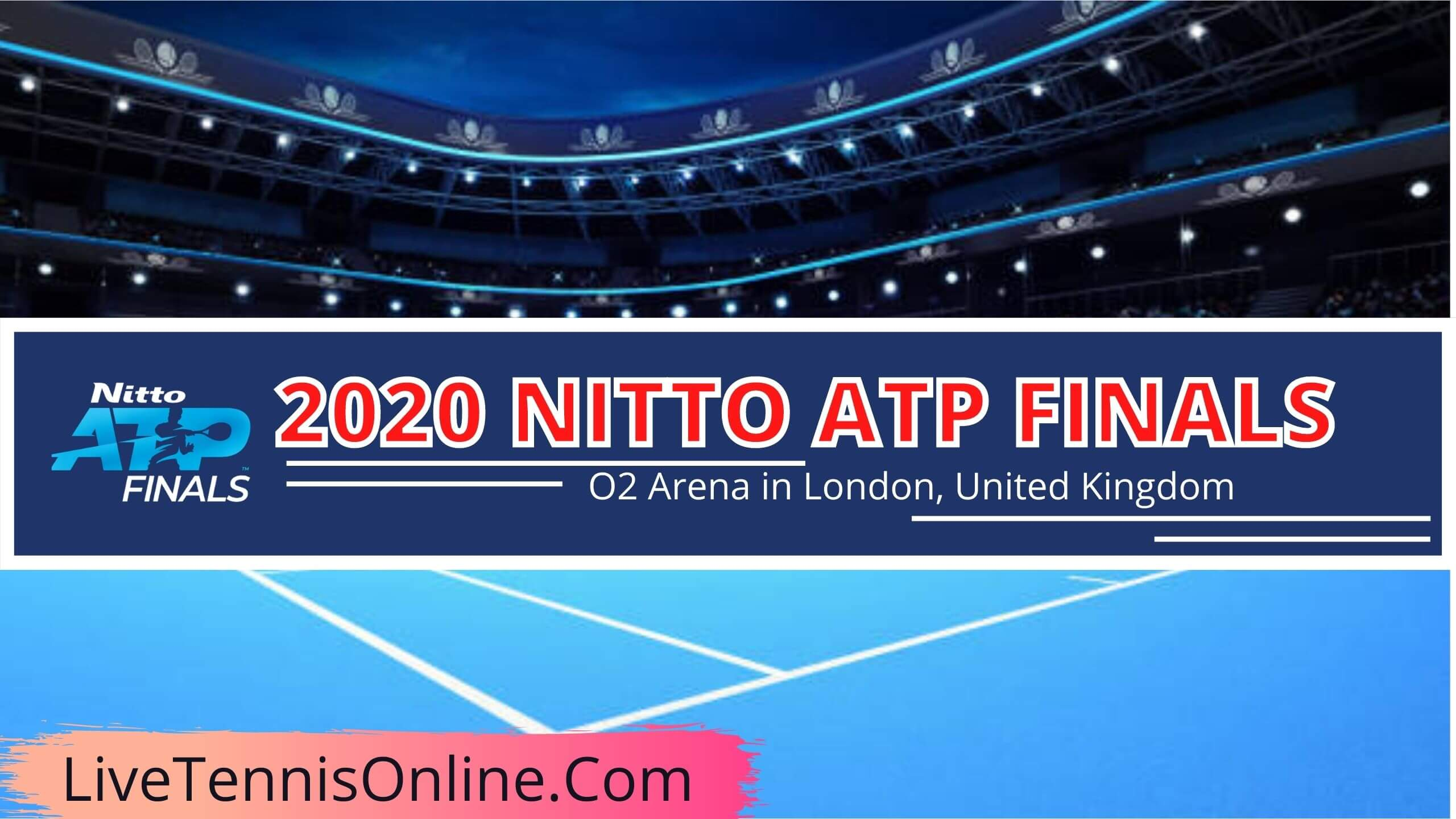 Watch Nitto ATP Finals 2017 Live