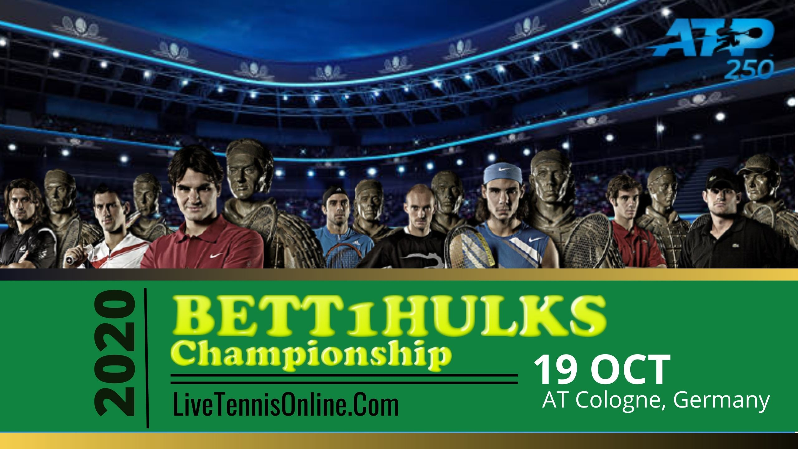 ATP bett1HULKS Championships Live Stream