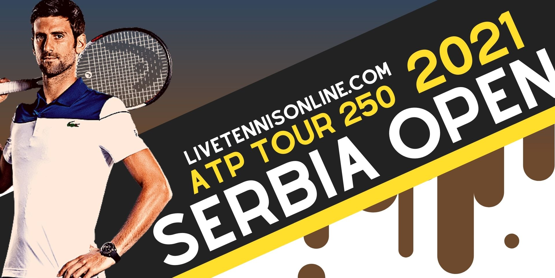 Serbia Open Live Streaming