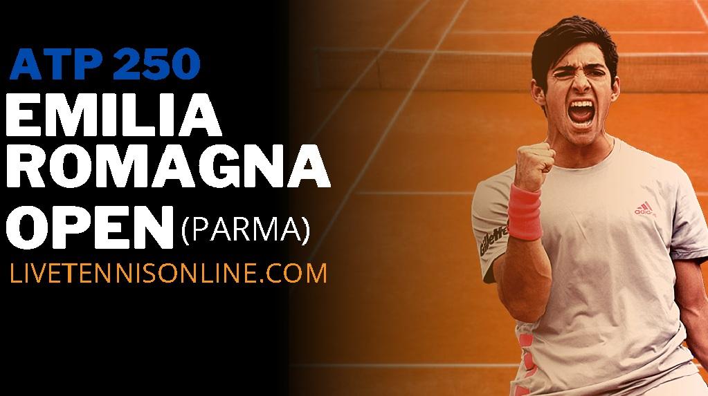 Emilia Romagna Open Tennis Live Stream