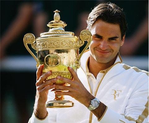 Roger Federer Live