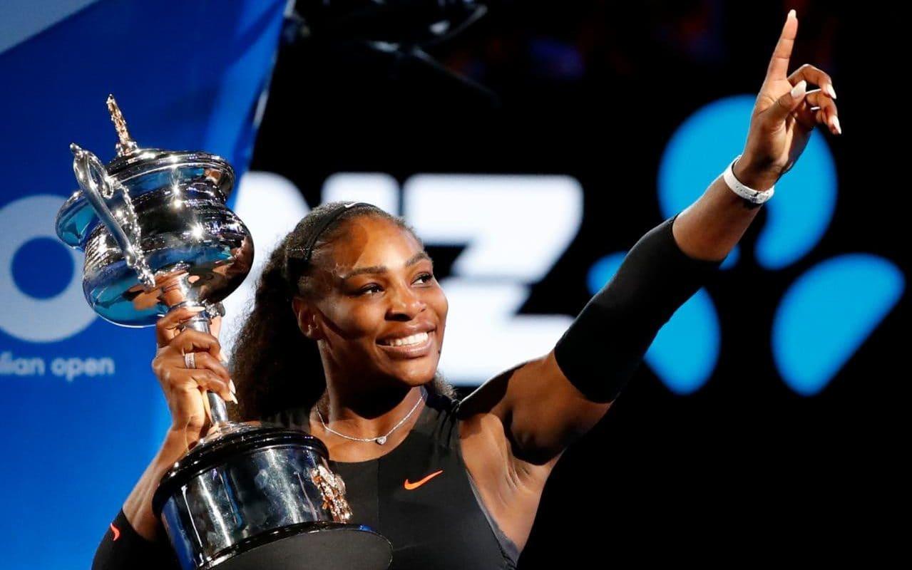 Serena Williams Live