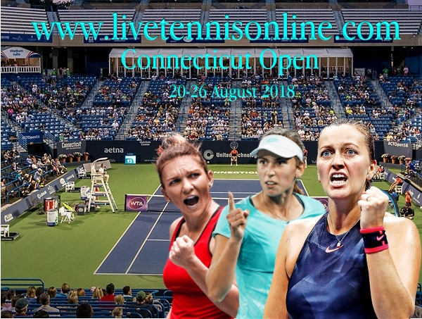 WTA Connecticut Open 2018 Live Stream