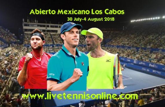 Watch Abierto Mexicano Los Cabos 2018 Live