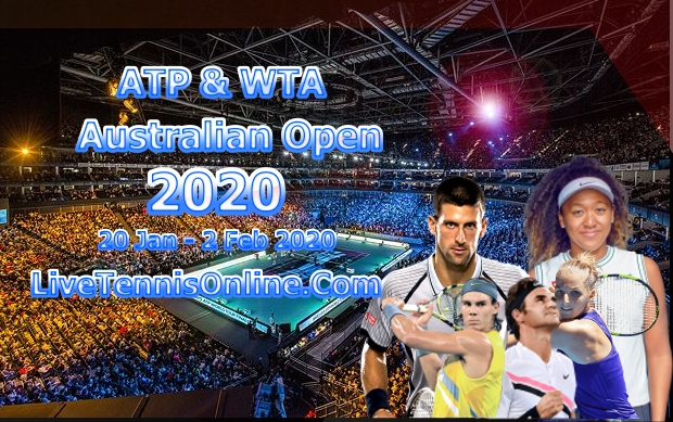 Australian Open 2020 Second Round Live Stream