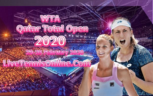 Qatar Open 2020 Singles Live Stream | Round Of 16