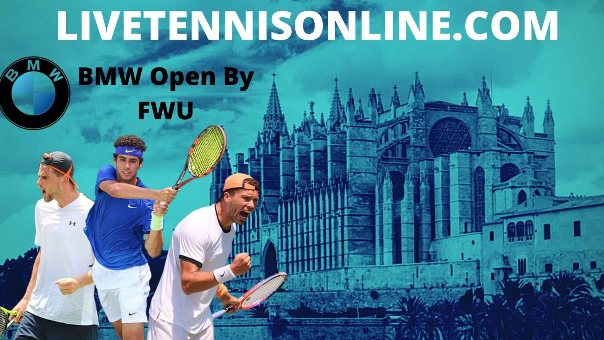 BMW Open by FWU Live Stream 2020 | ATP Day 3