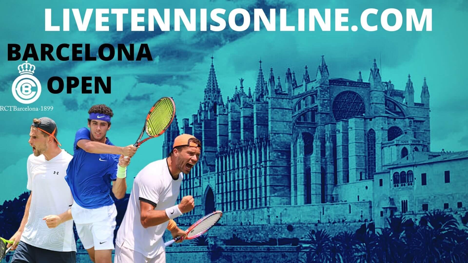 Barcelona Open Suspended 2020 |ATP  Semi Final