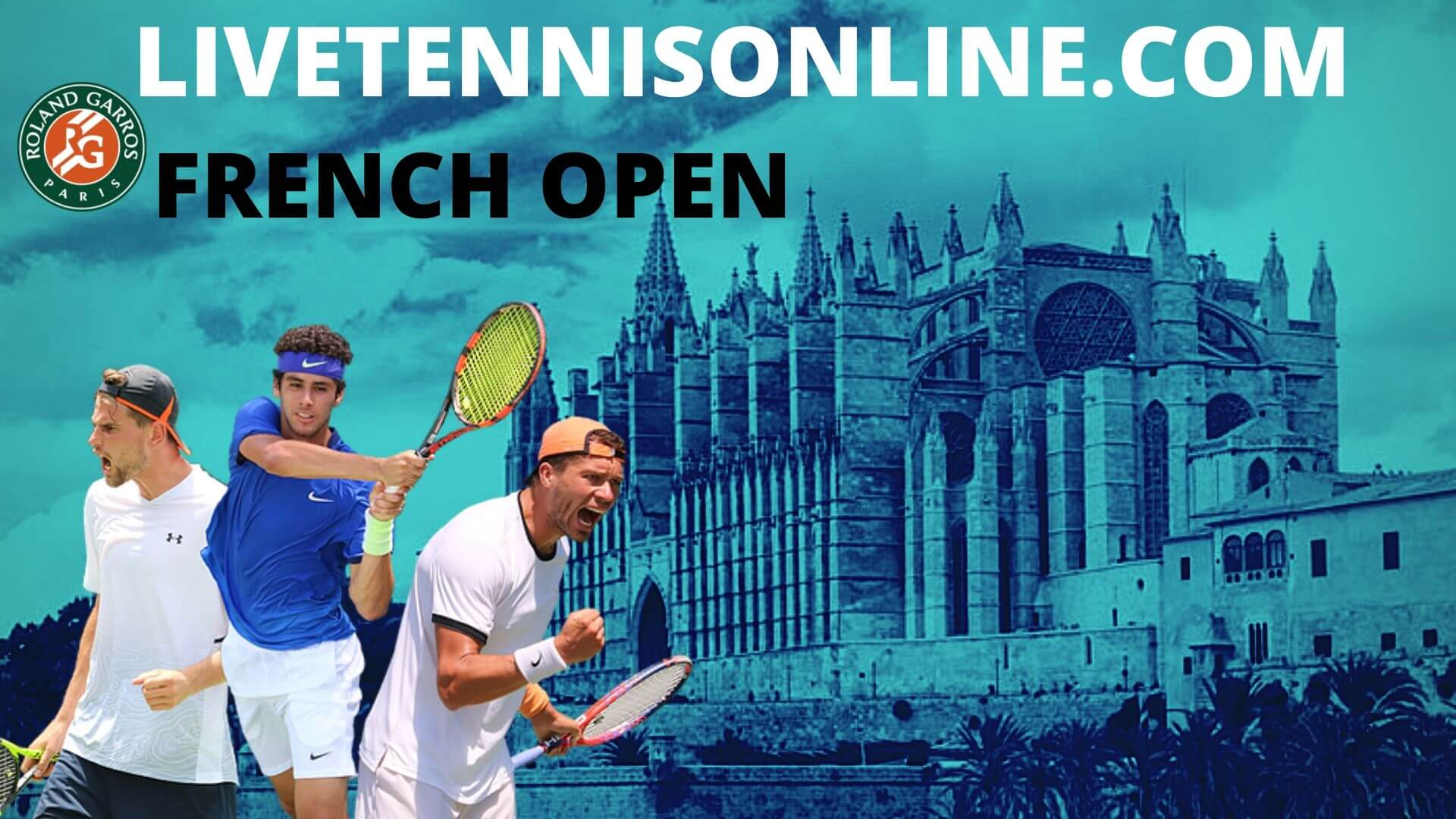 French Open Live Stream 2020 | Day 1