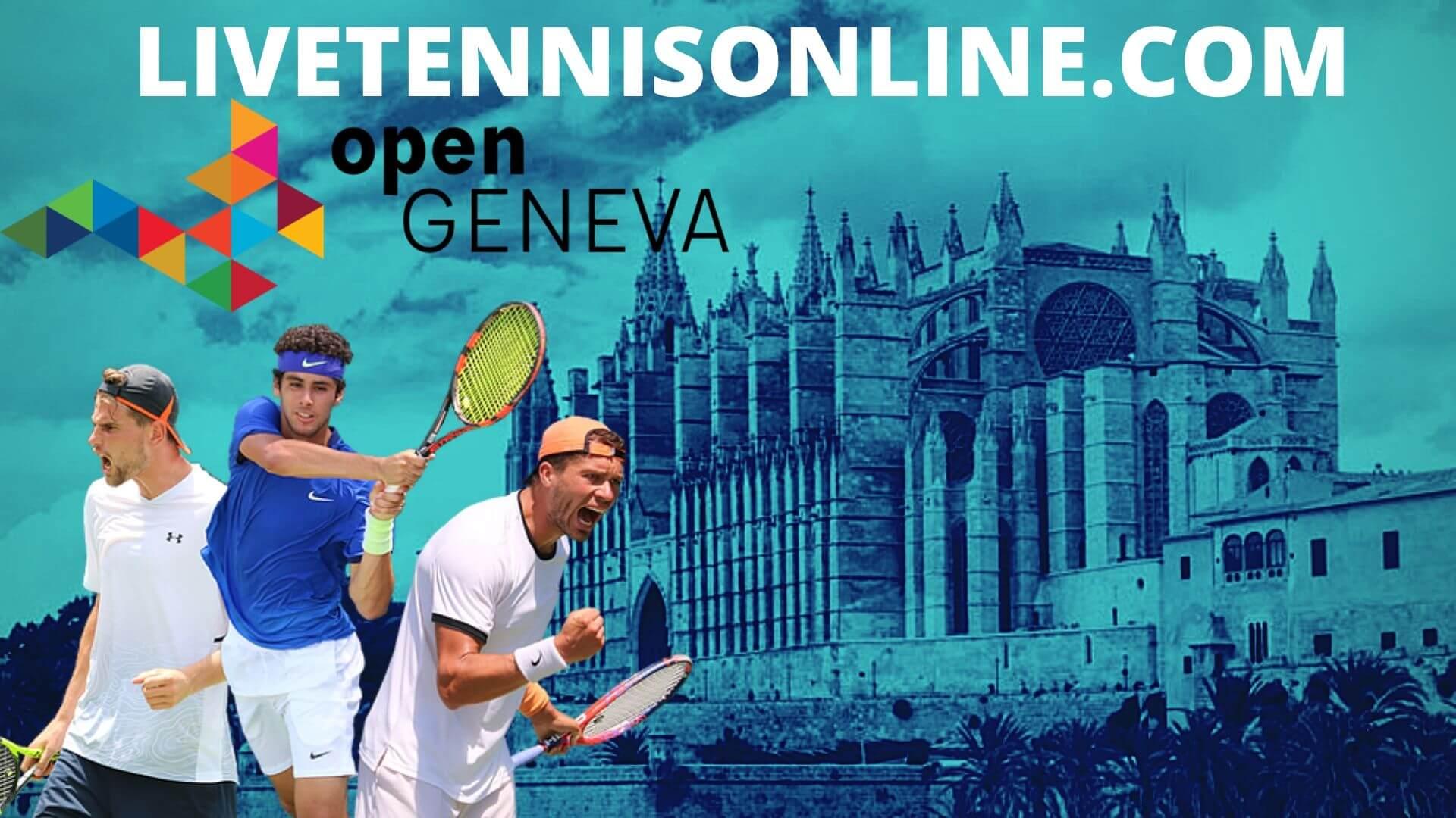 Geneva Open Live Stream 2020 | ATP Day 1