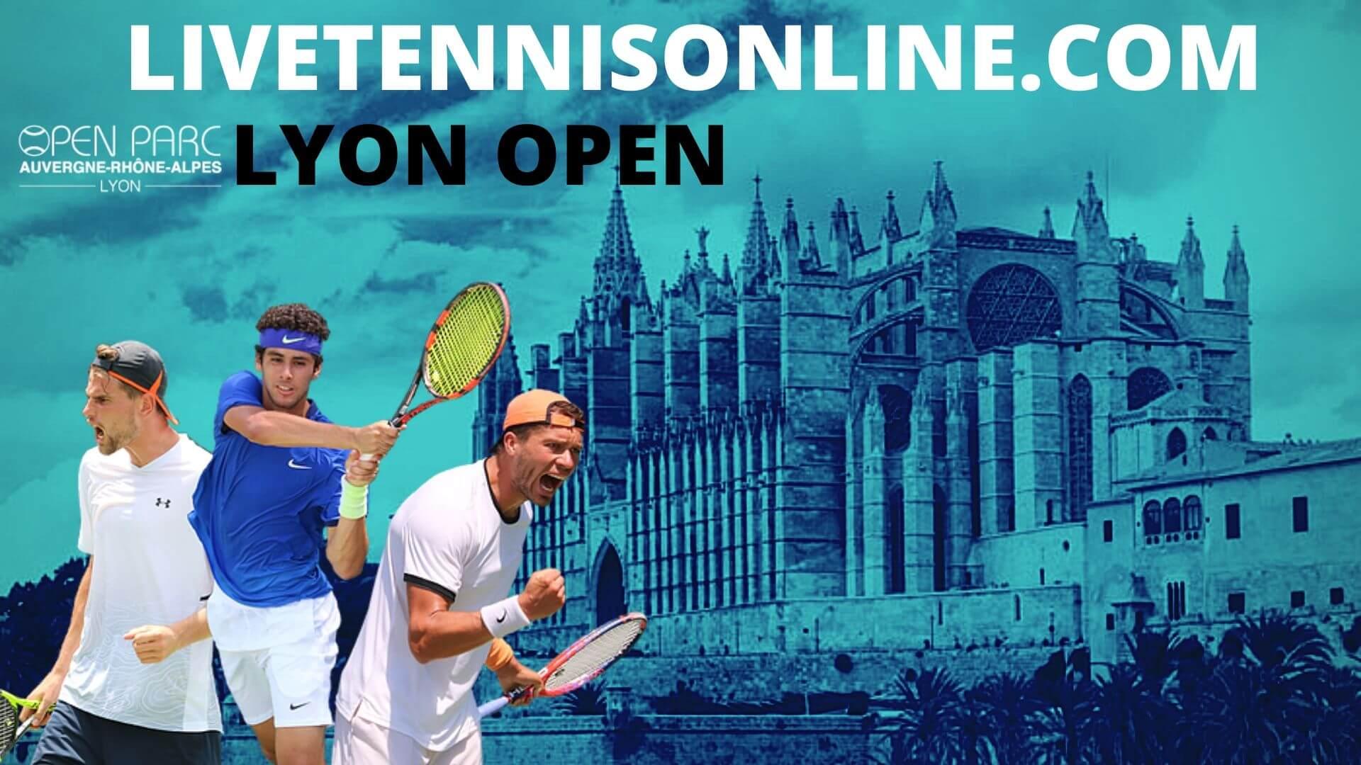 Lyon Open Live Stream 2020 | ATP Day 3
