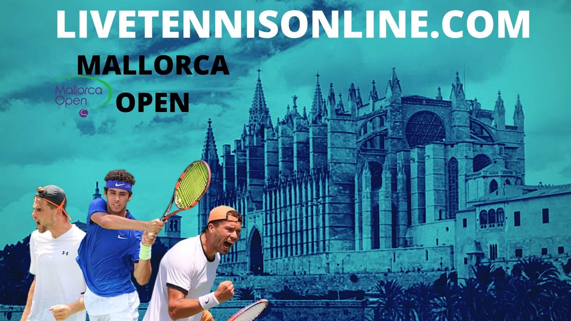 Mallorca Championships Live Stream 2020 | ATP Day 3