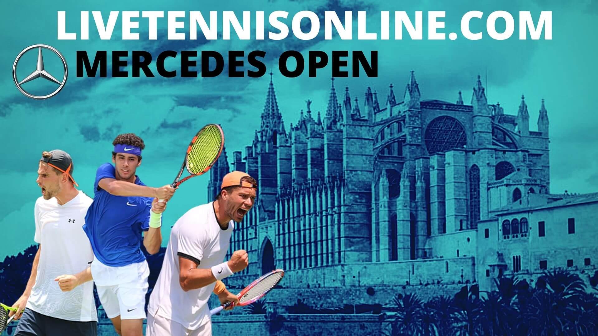 Mercedes Cup Live Stream 2020 | ATP Semi Final