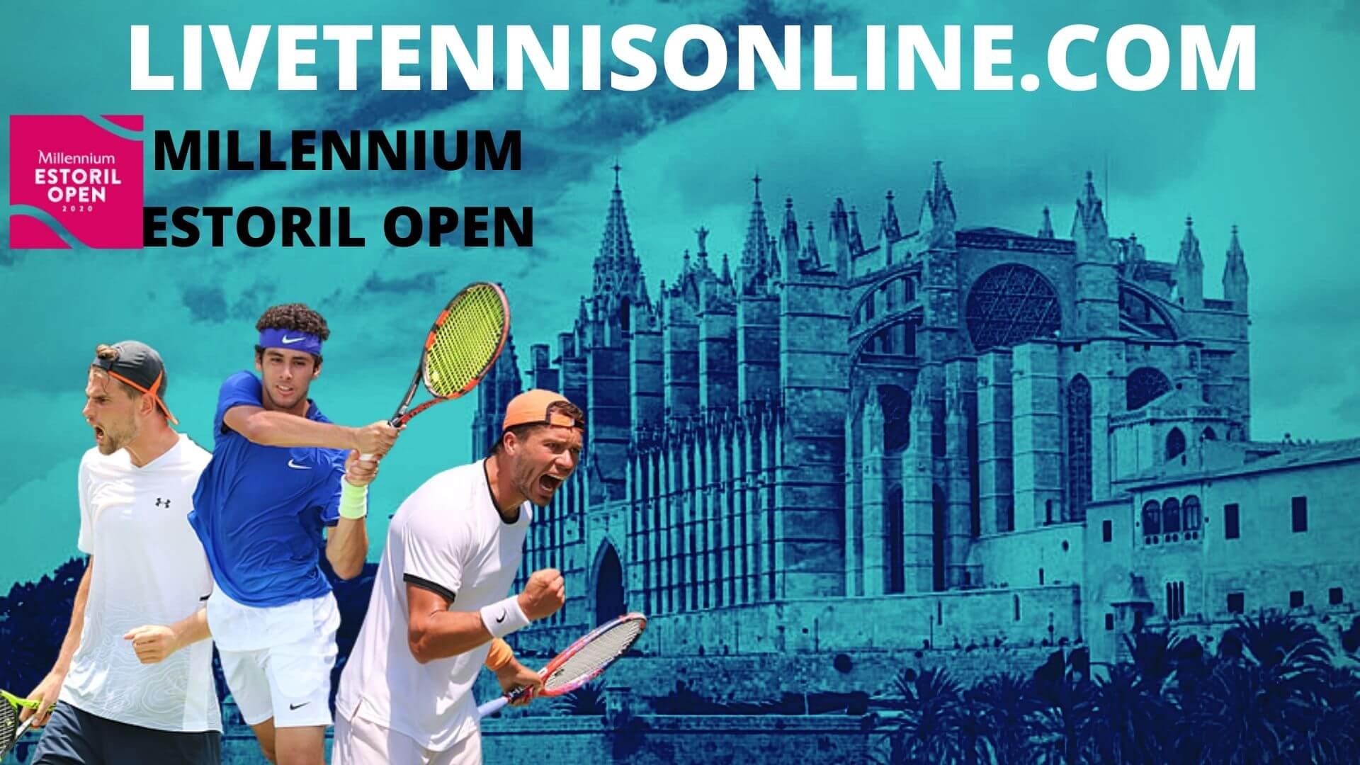 Millennium Estoril Open Live Stream 2020 | ATP Day 2