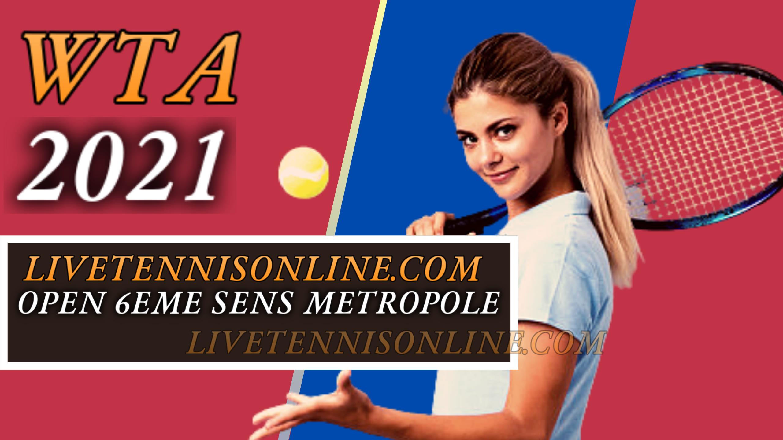 WTA Lyon Open Live Stream 2021 | Day 3