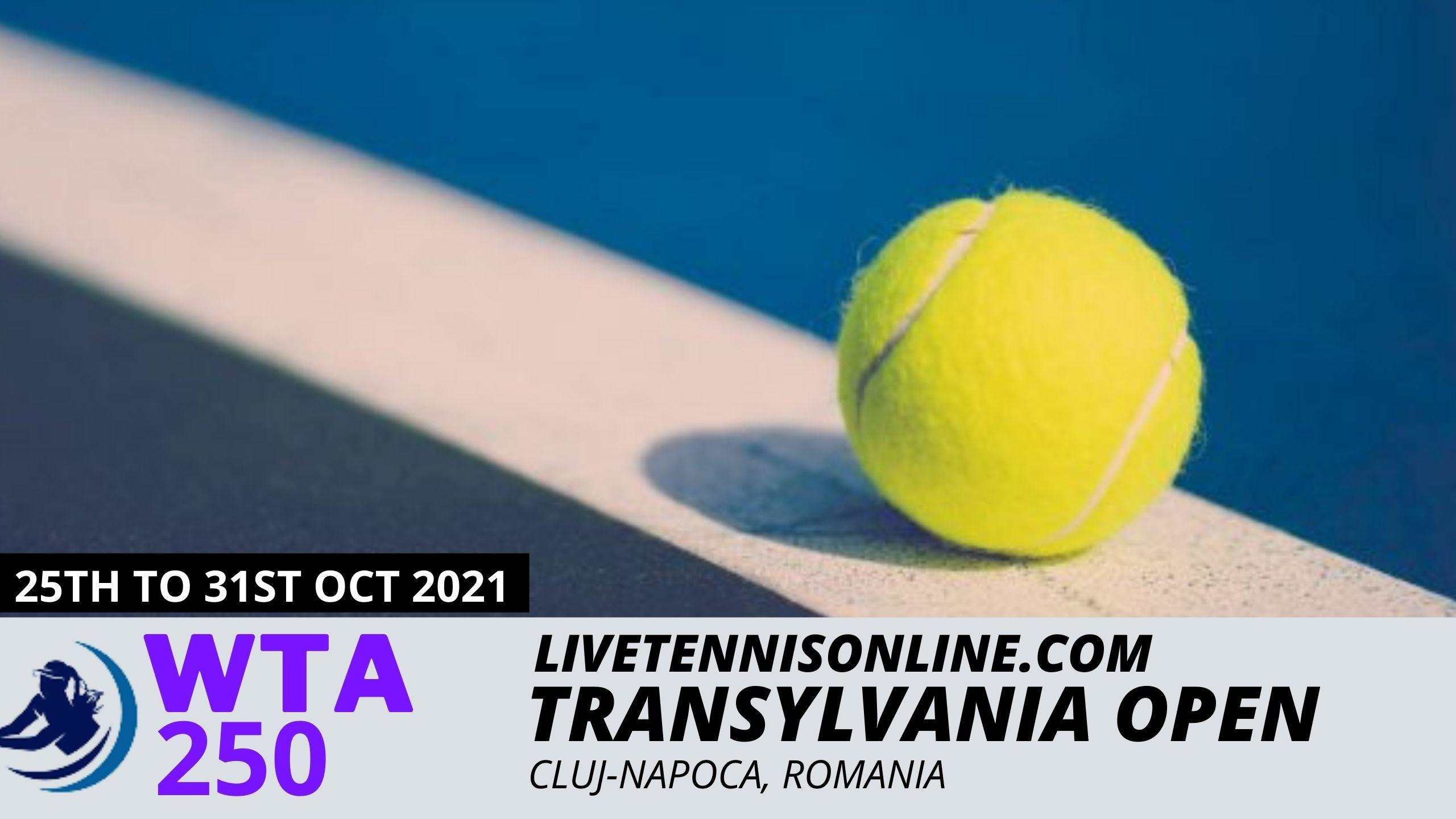 Transylvania Open Live Stream 2021 | Day 1