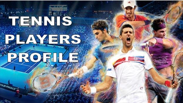 Tennis Players Profile
