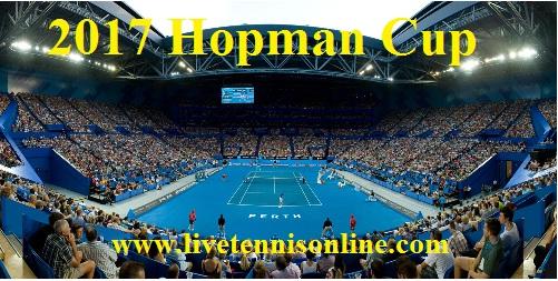 2017 Hopman Cup live