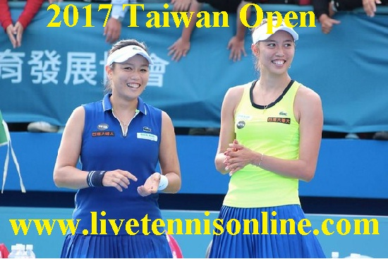 2017 Taiwan Open live