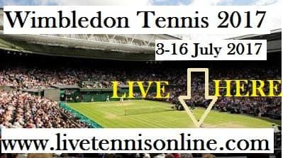 2017 Wimbledon Live Stream