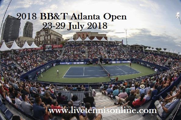 2018 BB&T Atlanta Open Tennis Live