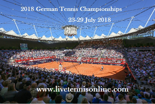 2018 German Tennis Championships Live